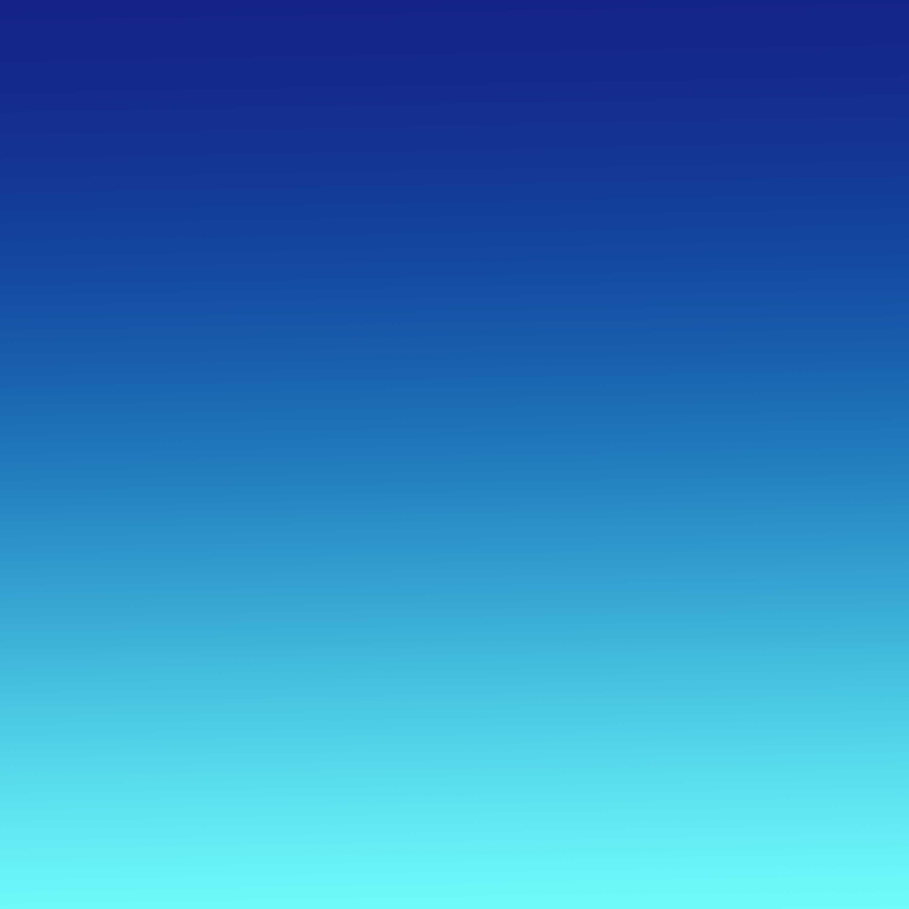 Ombre Royal Blue To Aqua Zindee Studios